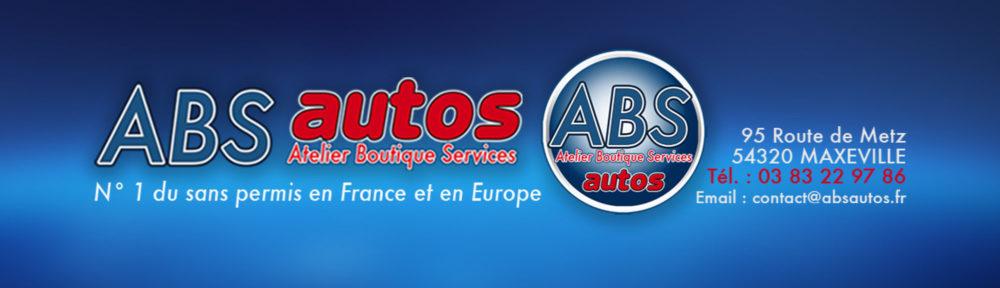 ABS Autos Maxéville Atelier  Boutique  Service